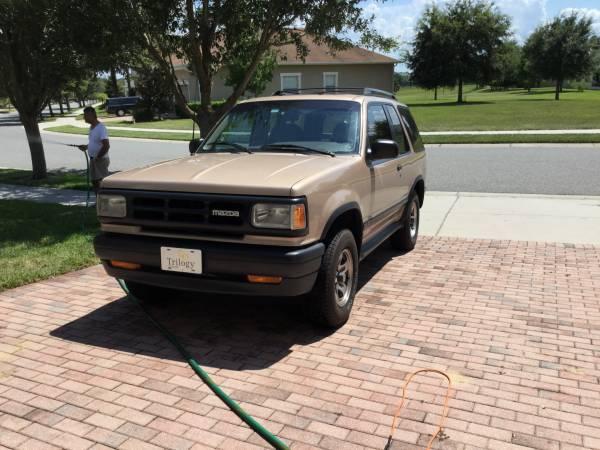 1994 Mazda Navajo 4x4 for Sale