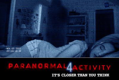 Paranormal Activity 4 Movie HD Desktop Wallpaper