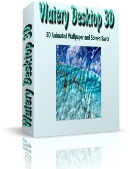 Download Watery Dekstop 3D Full Version