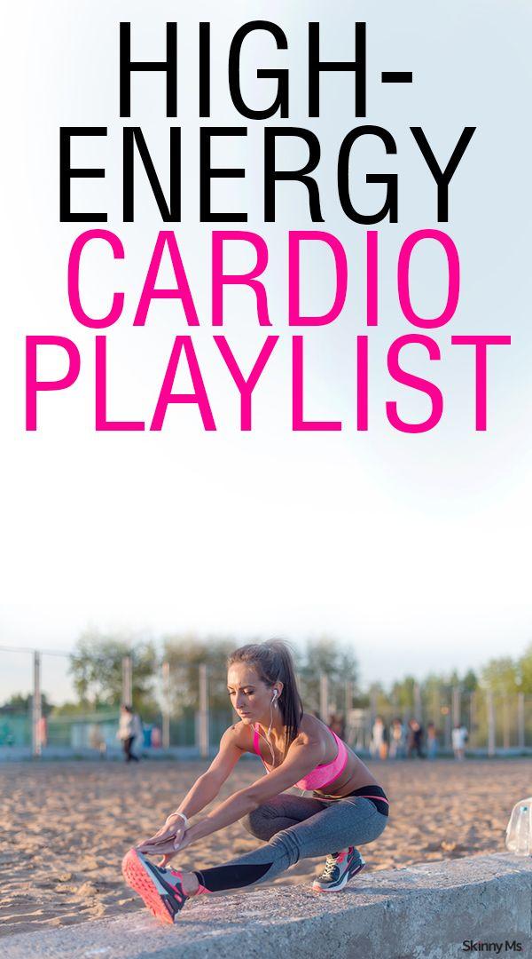 High-Energy Cardio Playlist