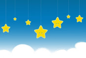 pequenas estrelas