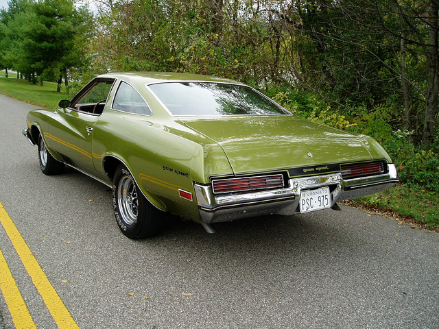 Reynolds Buick Gmc Blog 1973 Century Gran Sport Late In