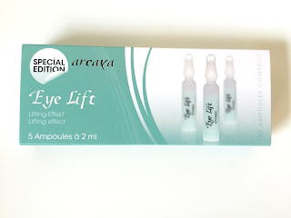 arcaya Eye Lift Ampullen