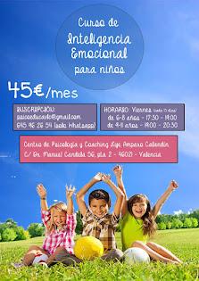 Curso Inteligencia emocional para niños