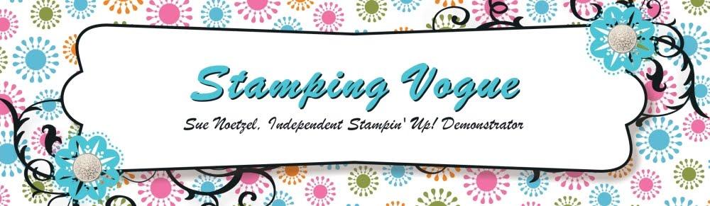 Stamping Vogue