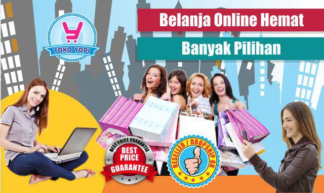 belanja online serba ada, toko produk import