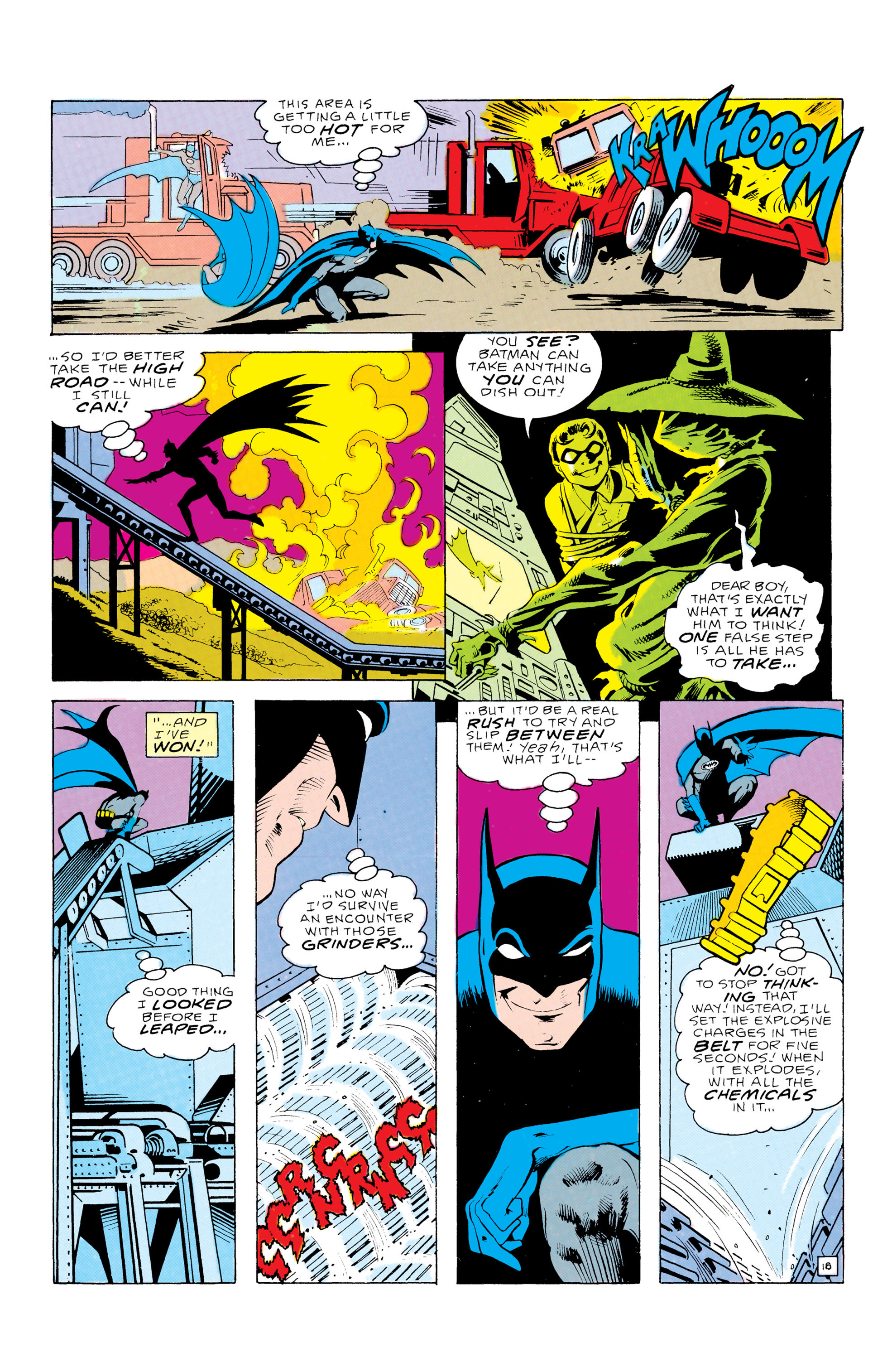 Detective Comics (1937) Issue #571 Page 19