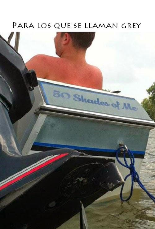 Nombres de barcos - 50 sombras de mi