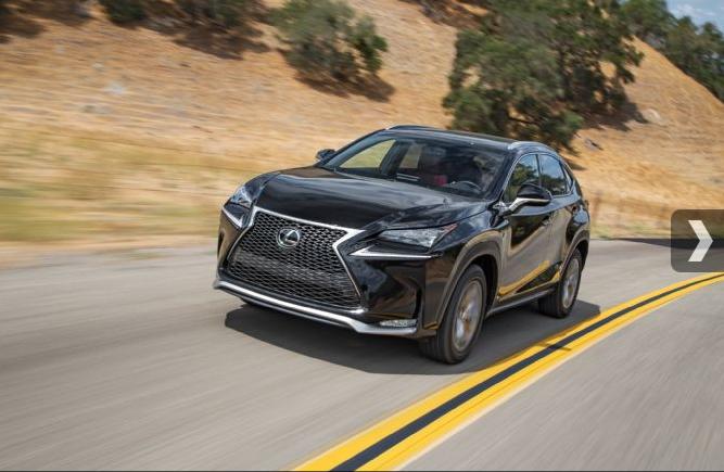 Sport utility vehicle (SUV) kompak termurah Lexus ini bakal di pasarkan dalam dua varian pilihan, Luxury serta FSport.