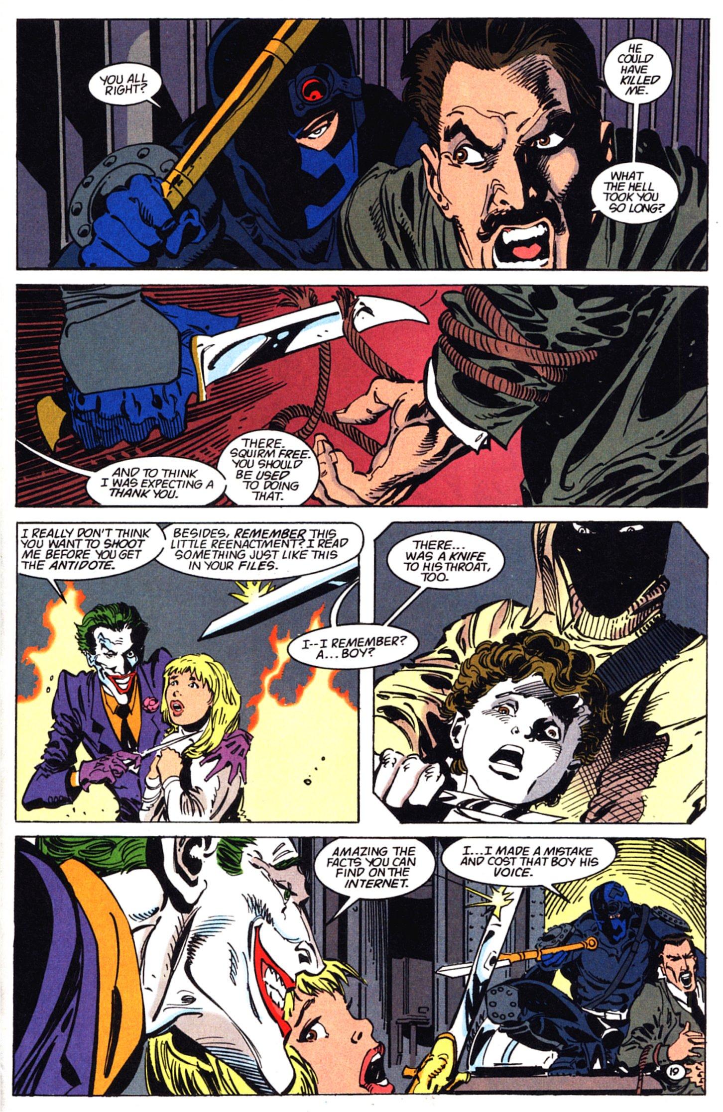 Deathstroke (1991) Issue #58 #63 - English 20