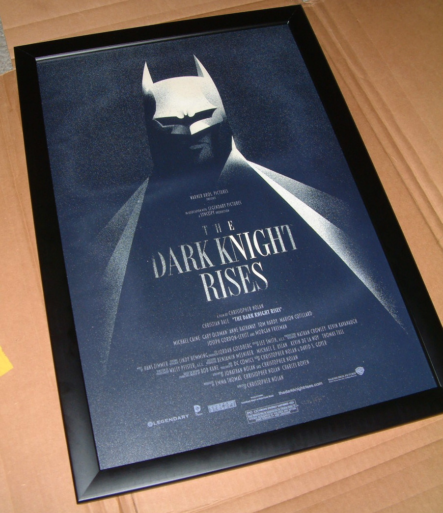 INSIDE THE ROCK POSTER FRAME BLOG: Product Review ...