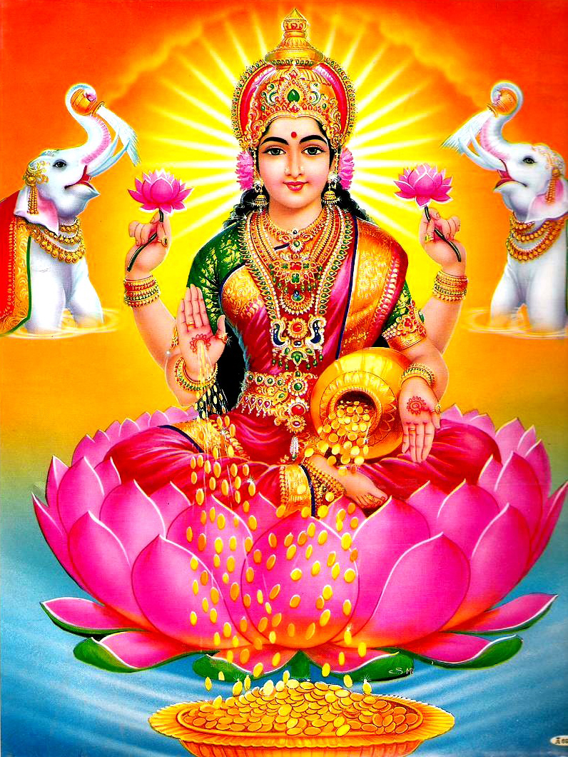 Image result for lakshmi devi