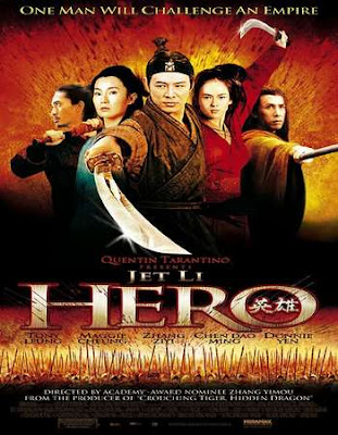 Poster Of Hero 2002 Full Movie In Hindi Dubbed Download HD 100MB Chinese Movie For Mobiles 3gp Mp4 HEVC Watch Online