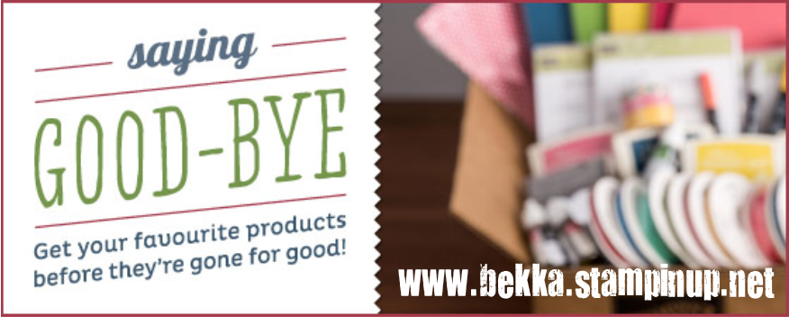 Buy your Stampin' Up! UK goodies here