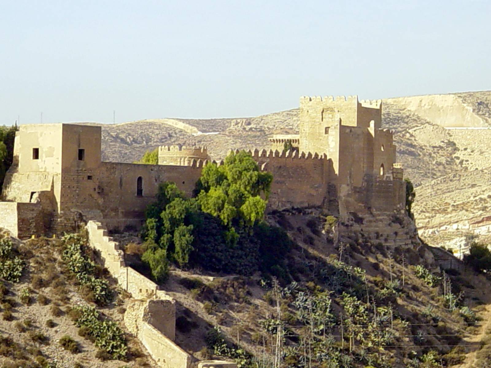 SPANISH IMPRESSIONS: The Alcazaba Almería