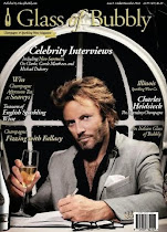 Get Your Copy of Glass Of Bubbly Magazine