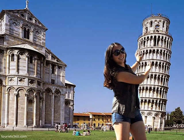 Torre de Pisa | Tower of Pisa
