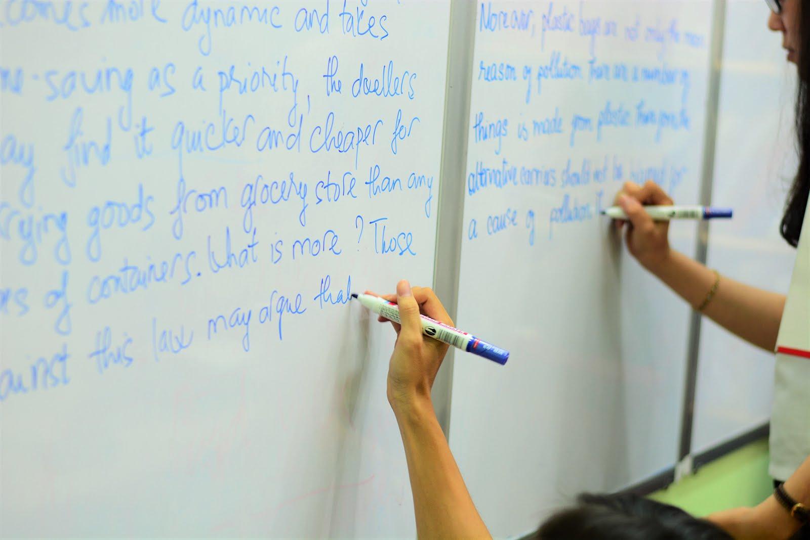 IELTS WRITING TASK 2 8-2015