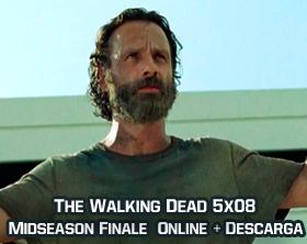 The Walking Dead 5x08 Online + Descarga