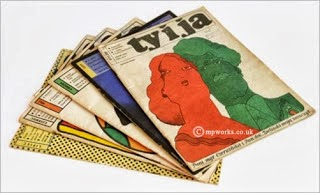 Ty i Ja Polish 60s magazines