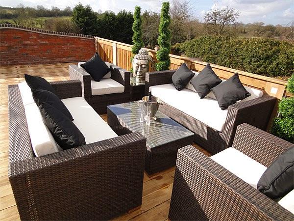 Como cuidar de los muebles de jardin. | Nota de Prensa