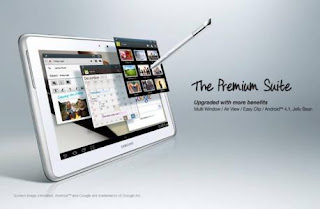 Samsung Galaxy Tablet NOTE 10.1 price and spesc