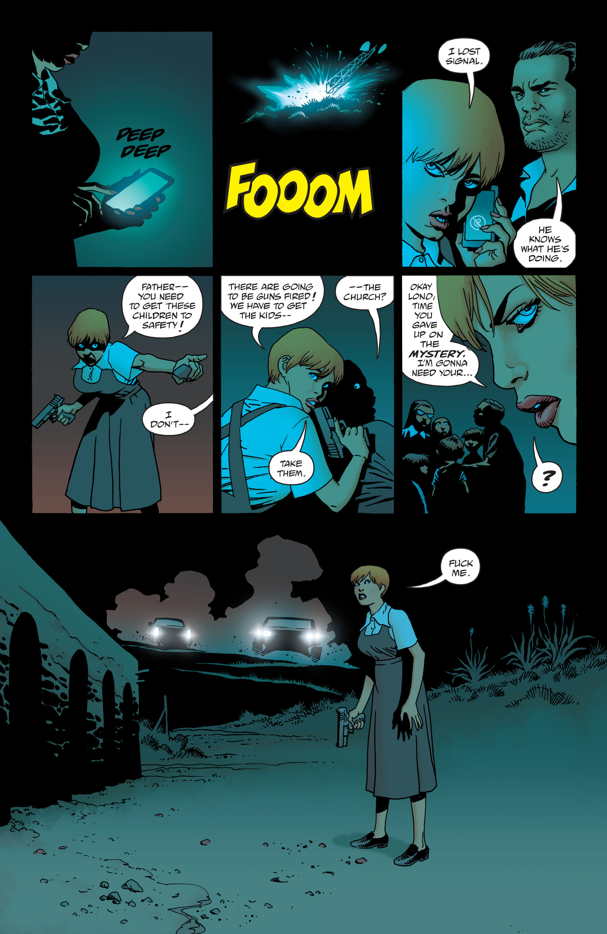 100 Bullets: Brother Lono Full Page 130