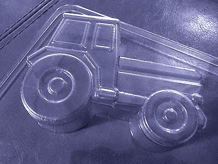 Tractor Soap Mold