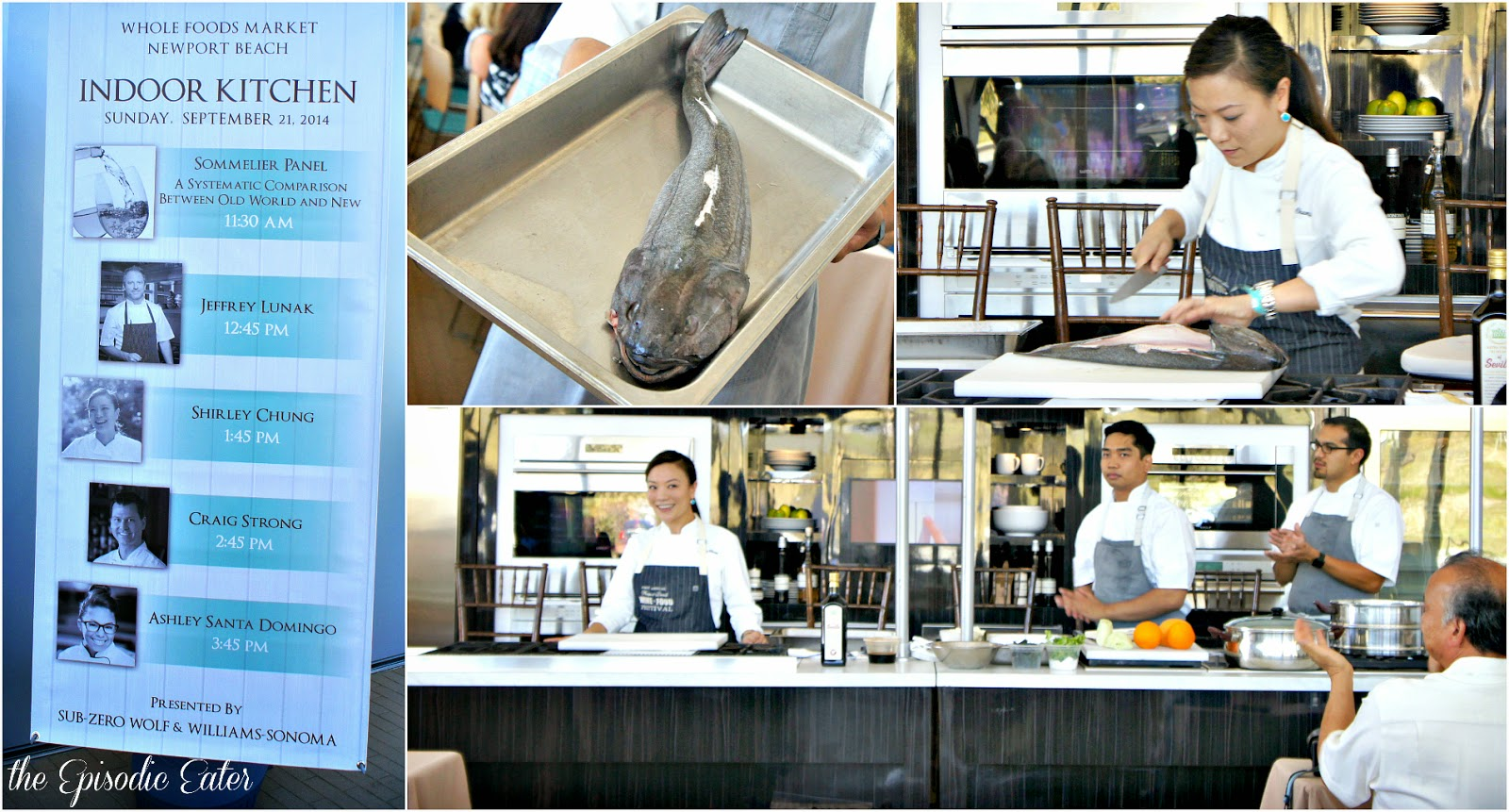 Newport Beach Wine Food Festival (Newport Beach, CA) #2 on The Episodic Eater