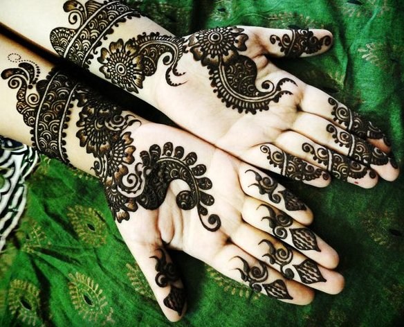 There Must Be Hardly Any Brides Who Would Want To Say No To The Wedding Mehndi Designs For Hands Here Are Our Top Ten Punjabi Bridal Mehndi Designs For You