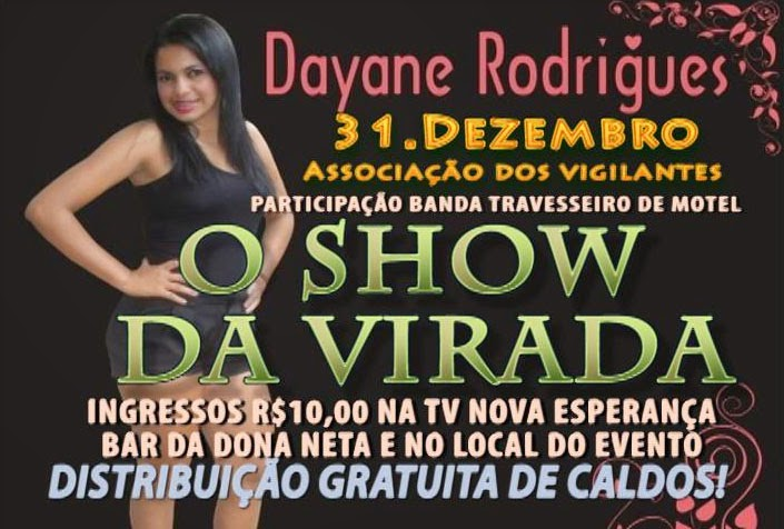 O Show da Virada