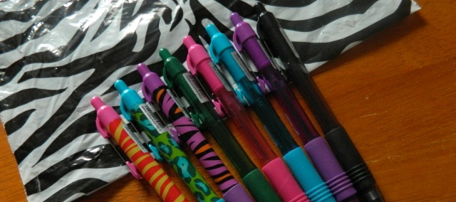 Zebra Pen - National Stationery Week