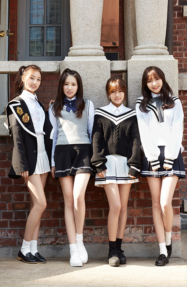 Lovelyz Korean Girl Group