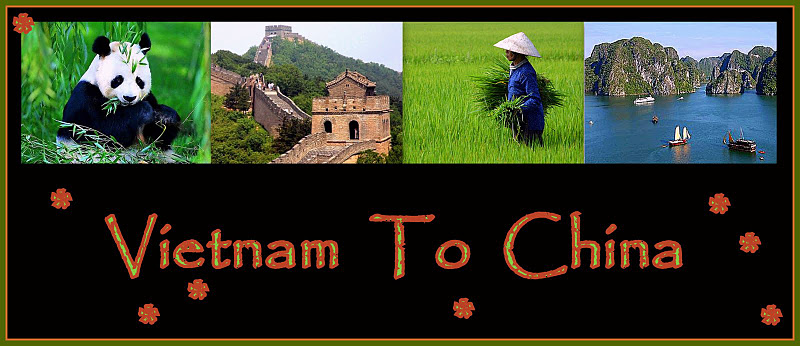 Vietnam To China