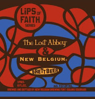 New Belgium - The Lost Abbey - Brett Beer