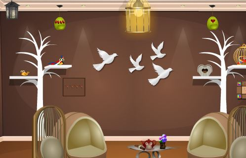 EnaGames Bird Themed Hous…