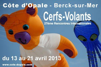 27e rencontres internationales de cerfs-volants