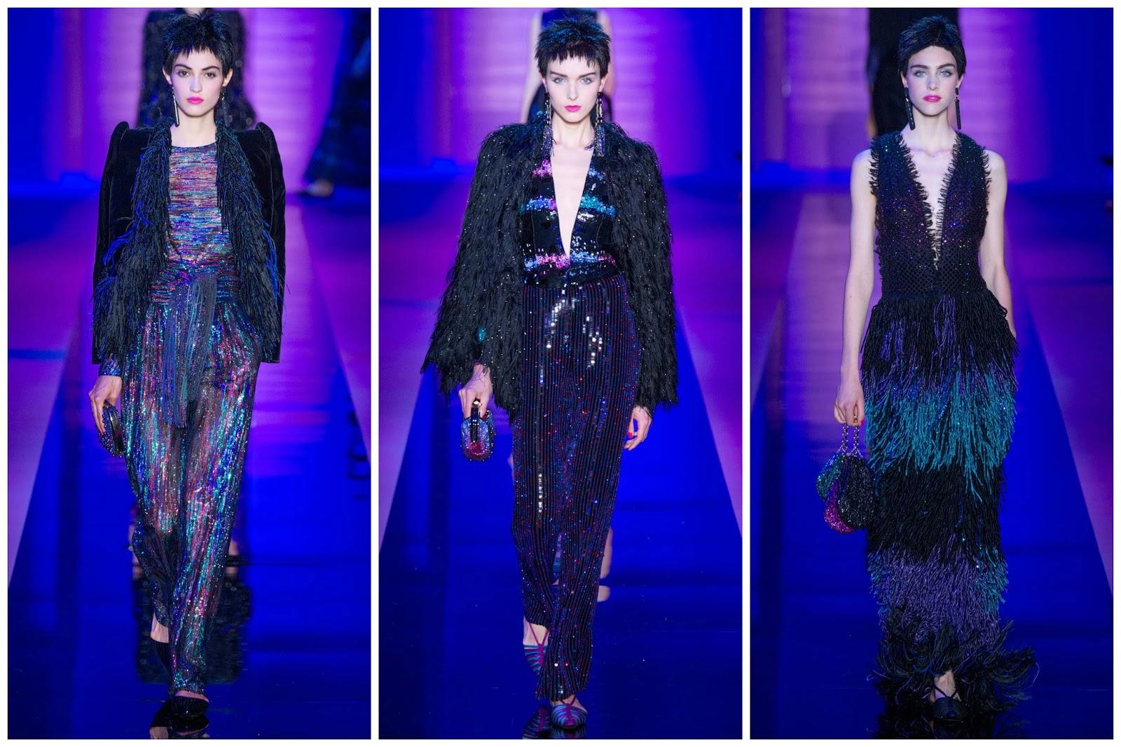Armani Fashion Show 2015