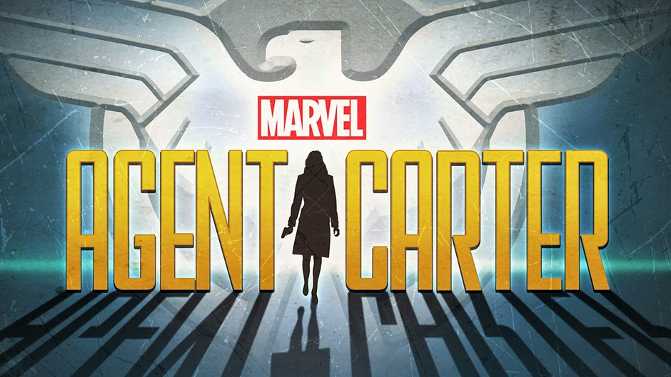 Marvel Agent Carter Superhéroes Tropa Friki