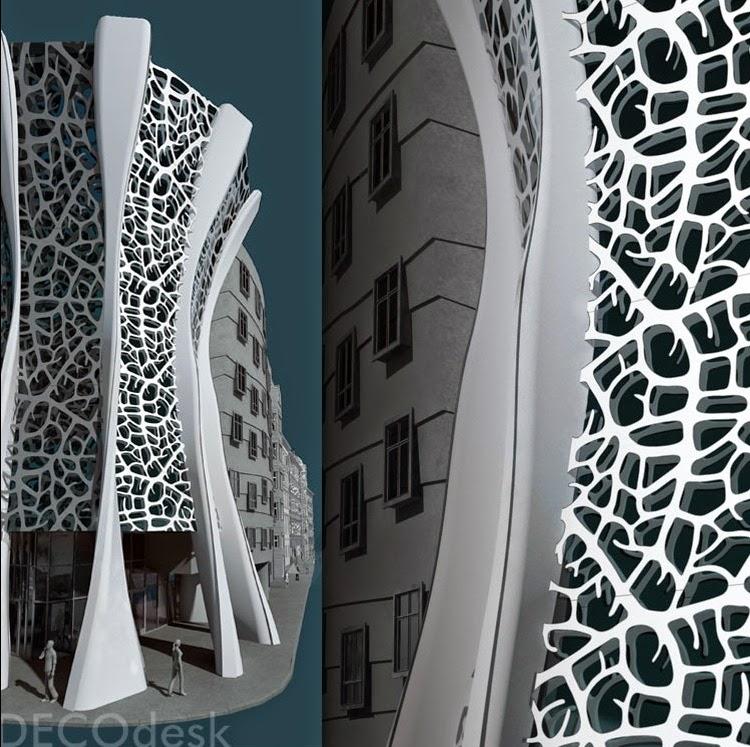 Id celos as para exterior - Placas decorativas para pared interior ...