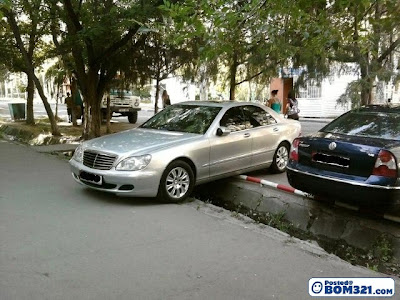 terlebih parking