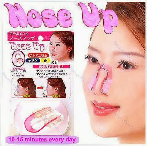 NOSE UP  rm 30 freepostage