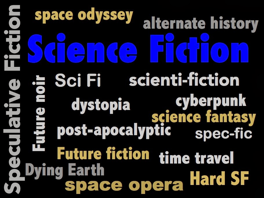 science fiction genre Science fiction is a genre of fiction in which the stories often tell about science and technology of the future it is important to note that science fiction has a relationship with the principles of science.