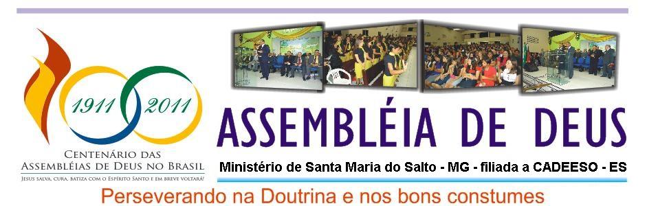 Blog Igreja Assembléiana Santamariense