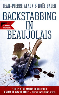 Backstabbing in Beaujolais cover