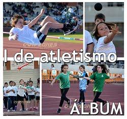 I Jornada Atletismo Escolar: Fotos y Resultados