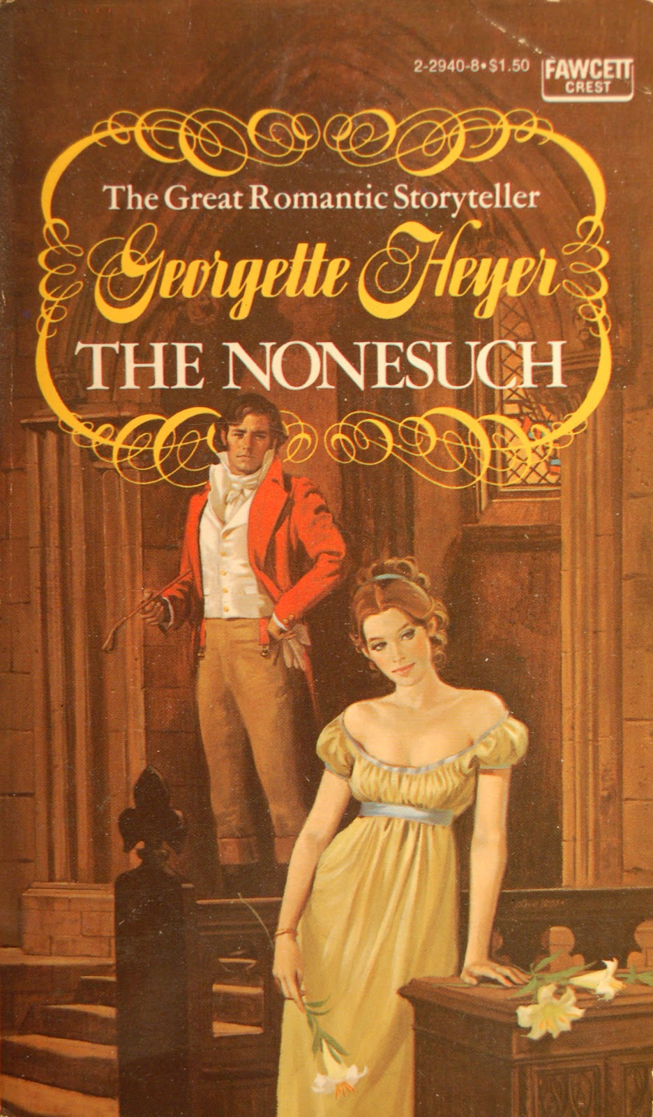 Image result for The Nonesuch