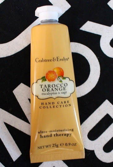 Crabtree & Evelyn Torocco Orange hand cream
