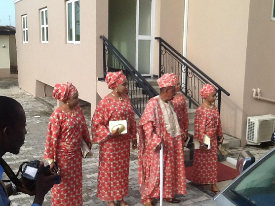 alaafin oyo wives