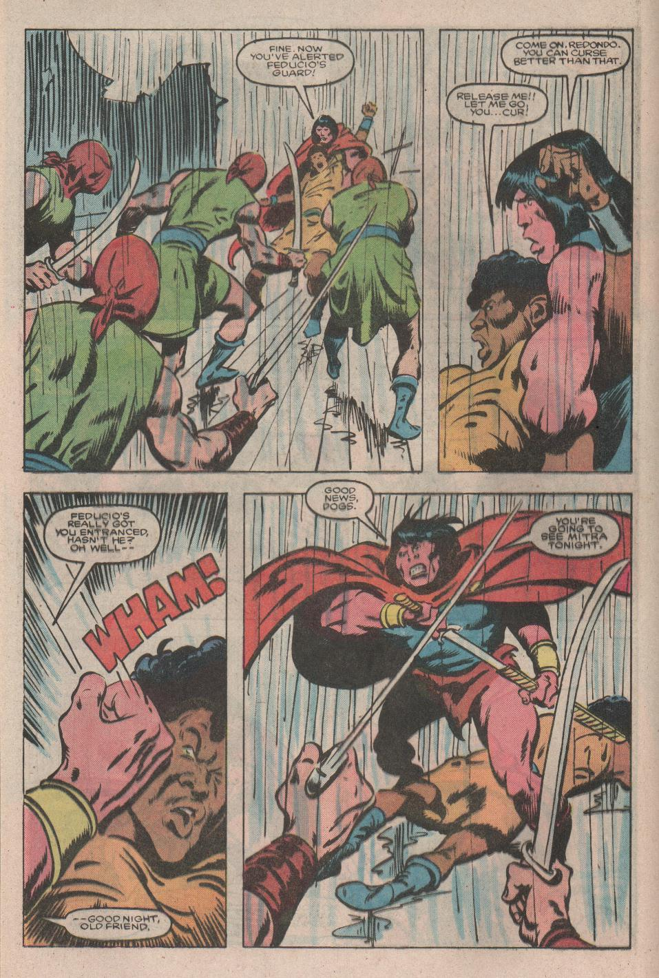 Conan the Barbarian (1970) Issue #176 #188 - English 11
